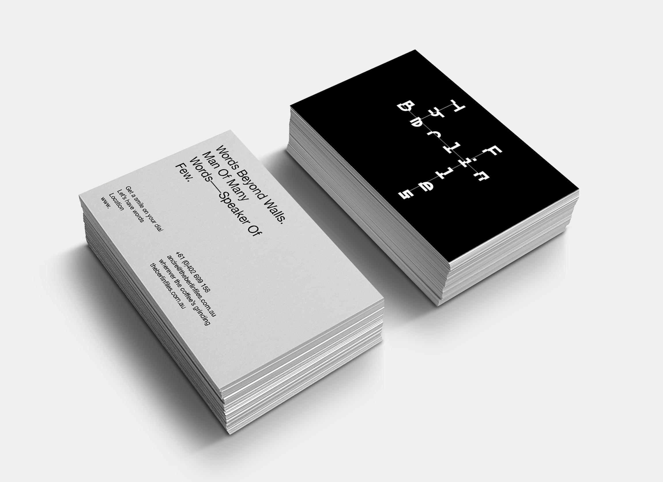 Designer and Copywriter