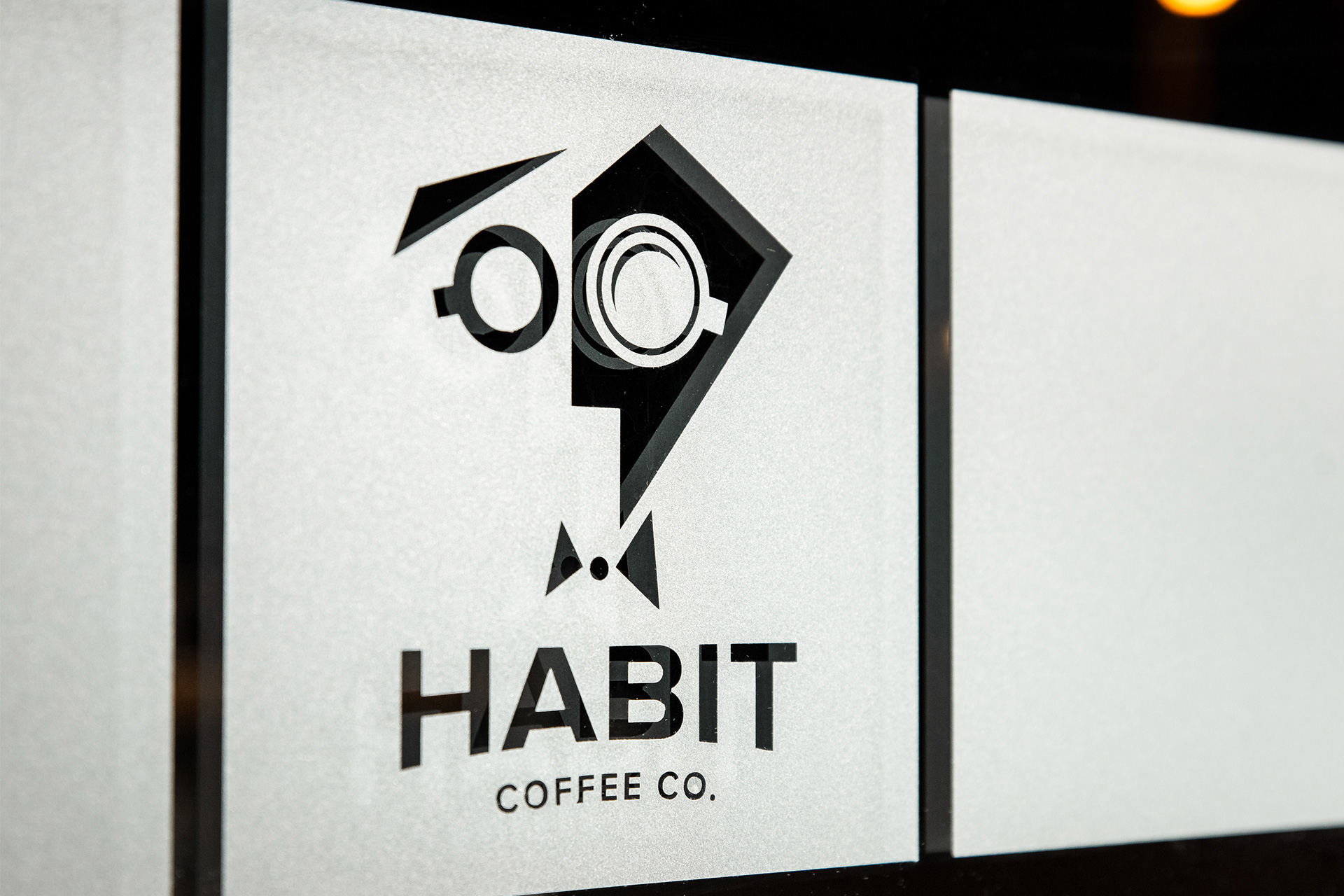 Visual Identity for a New Coffee house
