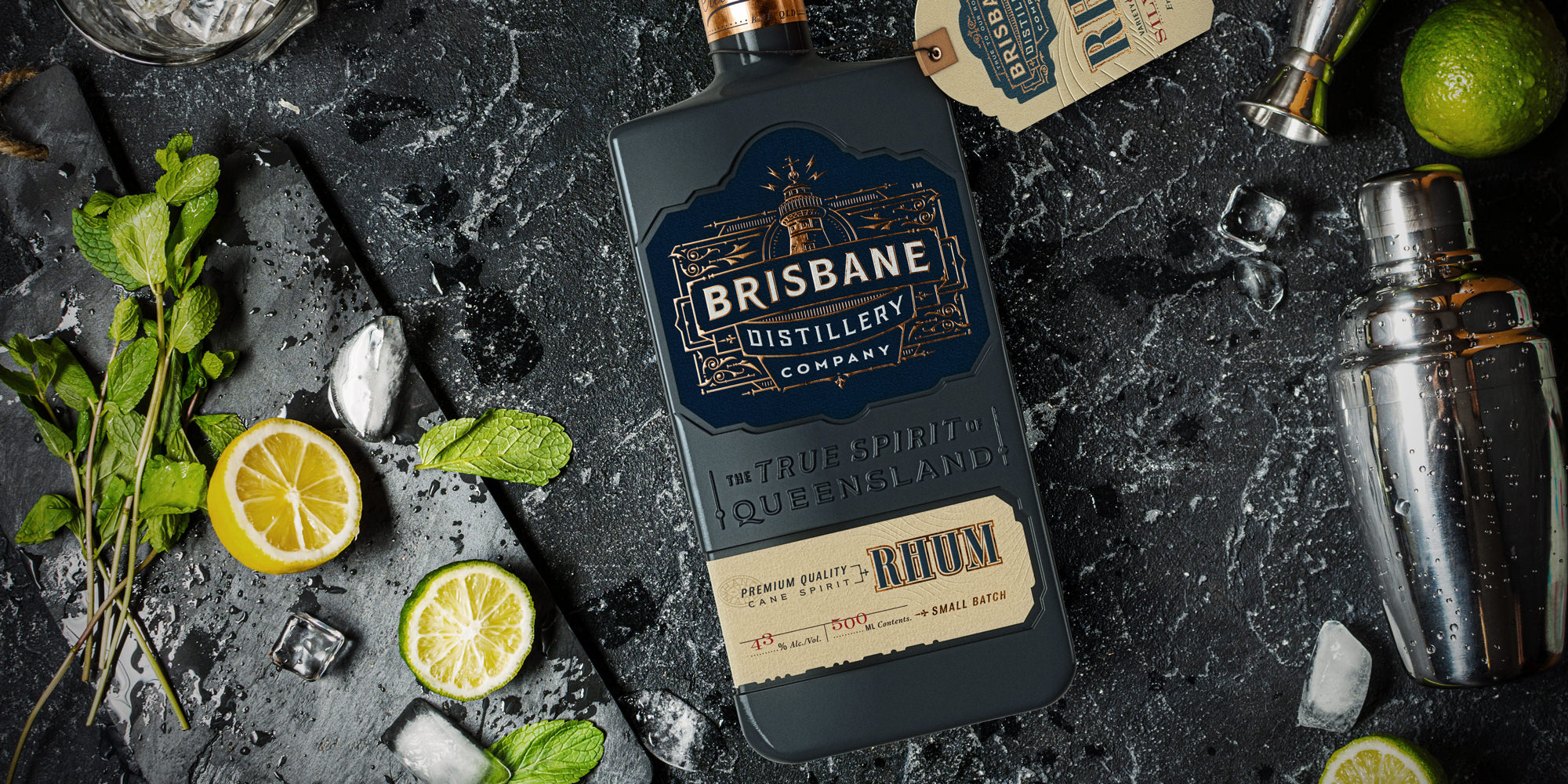 Tom Lane / Ginger Monkey – Brisbane Distillery Company