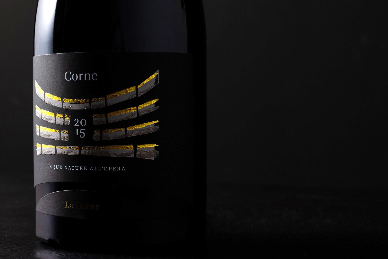 Corne 2015 Premium Red Wine