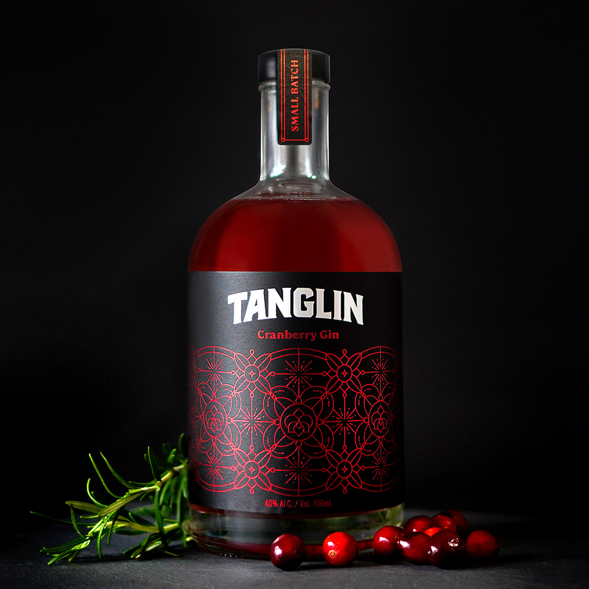 Festive Cranberry Gin is Back!