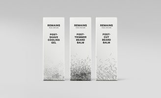 "Edgar Kirei – ""Remains"" Men's Grooming Products"