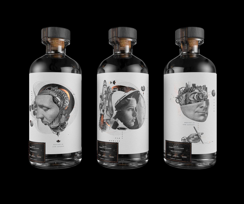 HUMAN – Legacy Bottles