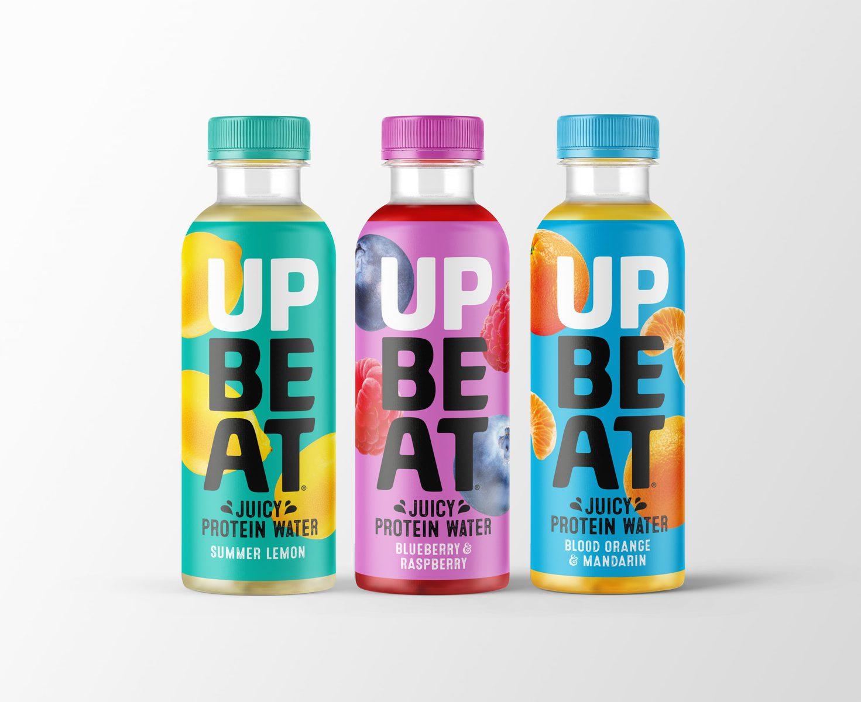 Poet Branding Ltd – Upbeat Juicy Protein Water