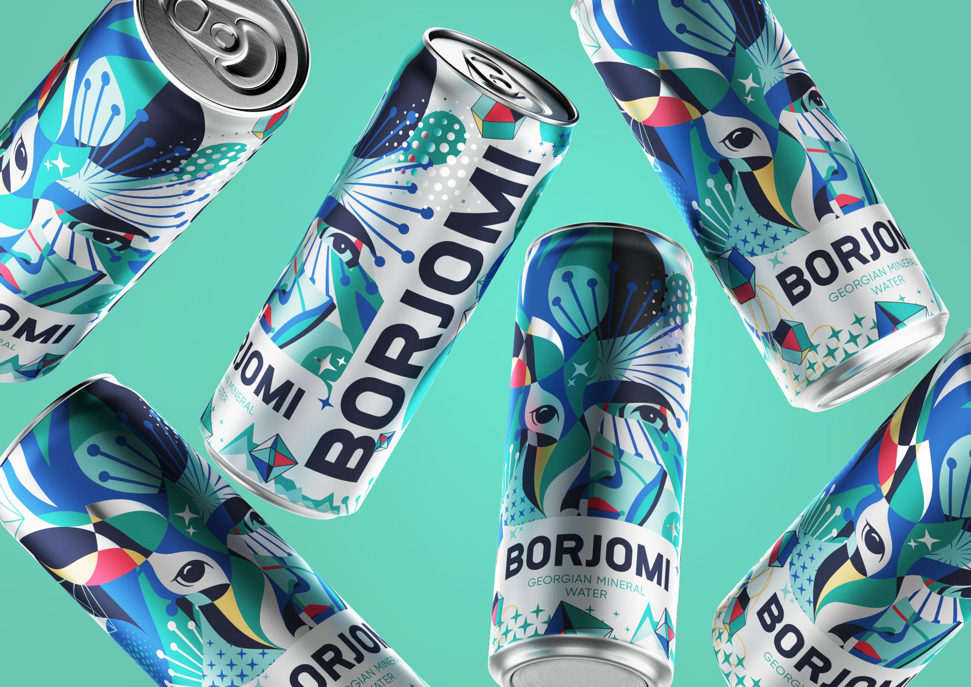 "Borjomi ""Winter 2019"" Limited Edition"