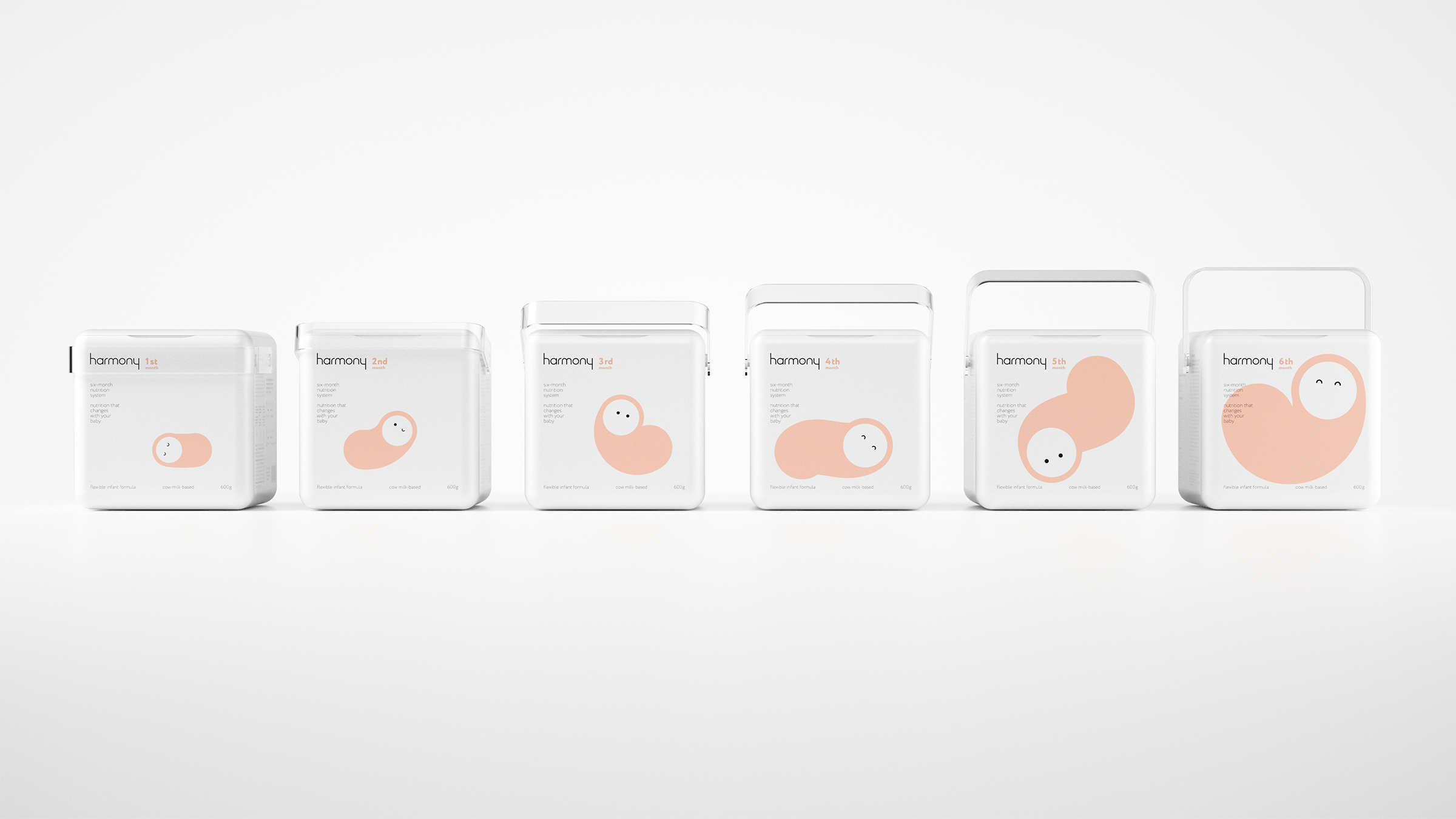 harmony — flexible infant formula