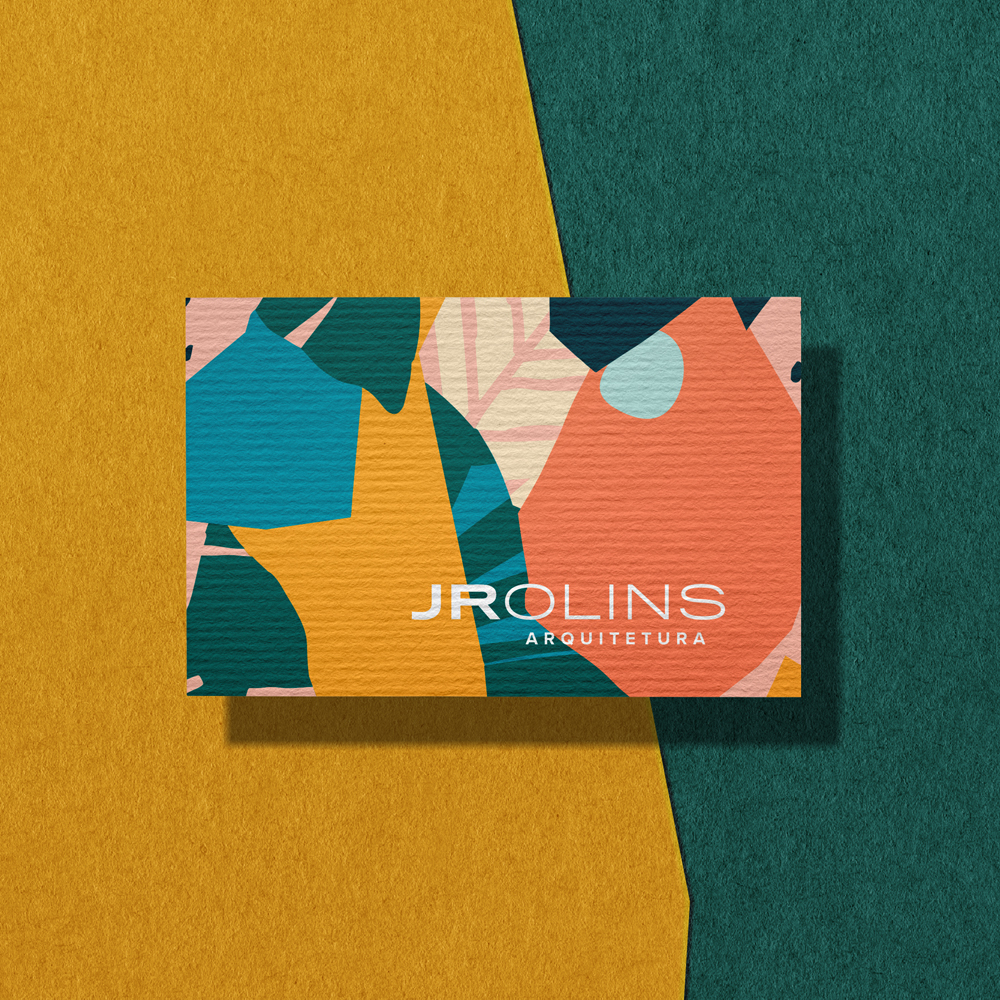 Brand Identity for JRolins  Architecture