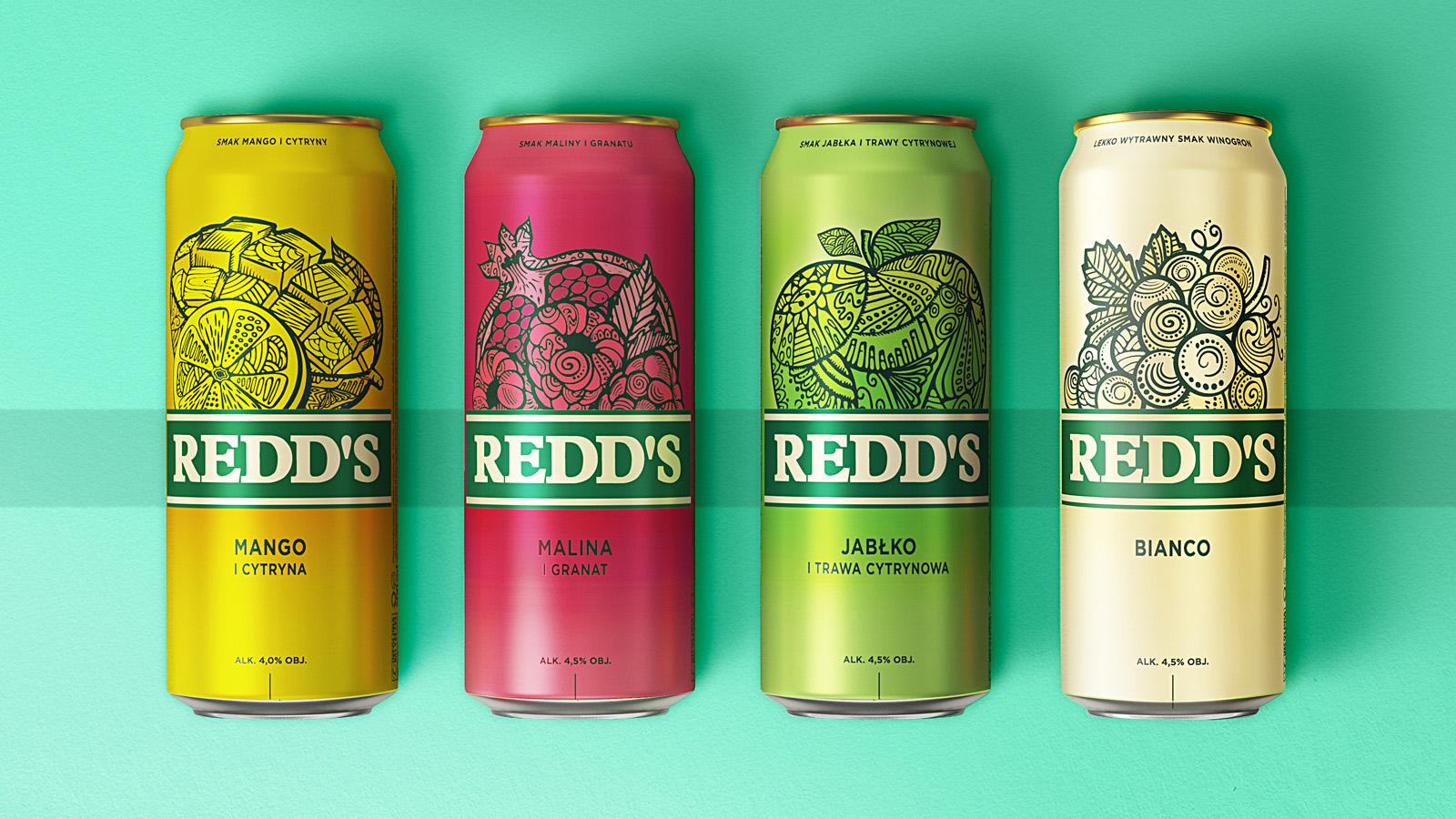 HiBrands – Redd's Redesign