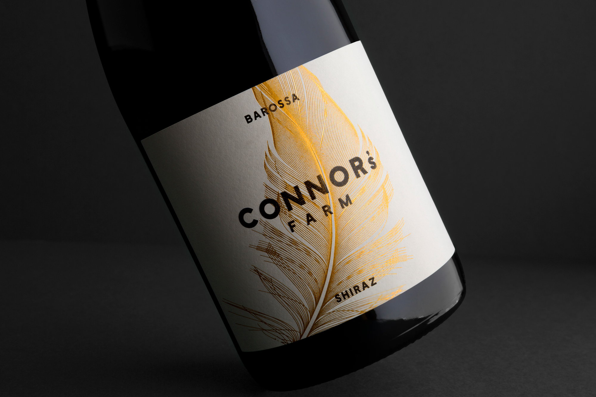 Connor's Farm Wines Packaging Design – South Australia