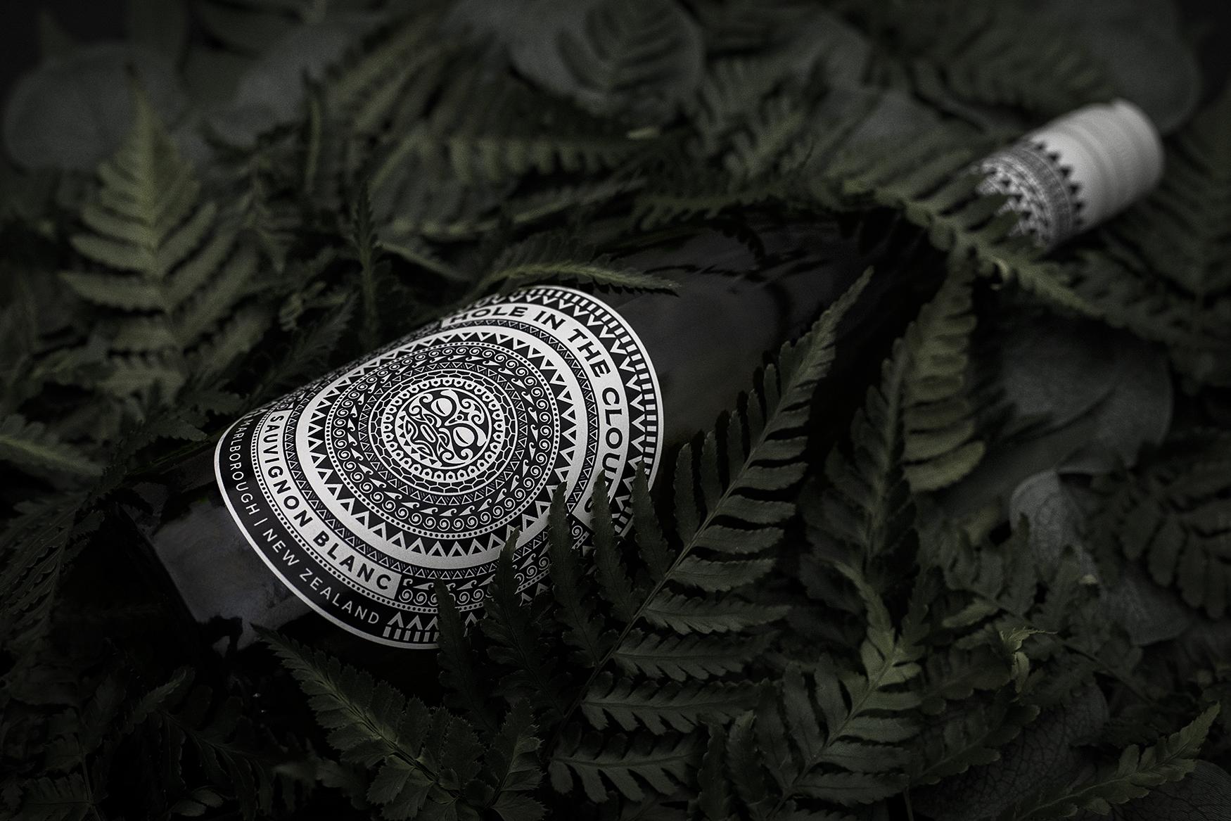 Masters of Brands Create Maori Inspired New Zealand Sauvignon Blanc
