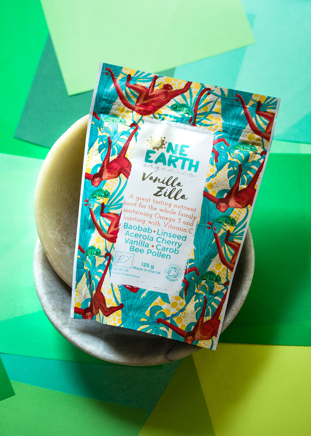 One Earth Organics Blends