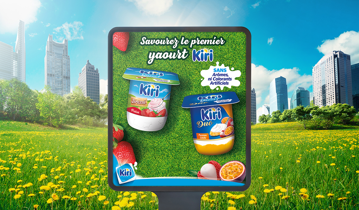 Create the New Kiri Yogurt