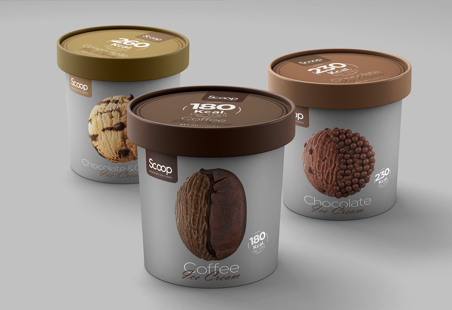 Scoop Ice Cream – Studio Metis