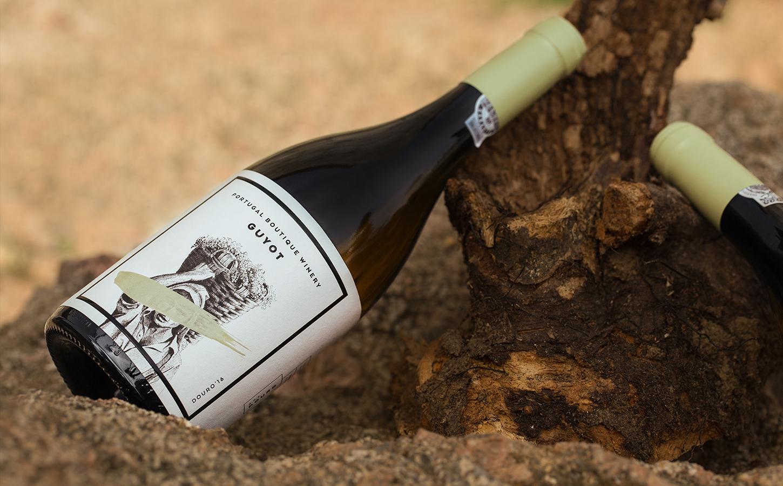 Guyot Wine Label Design