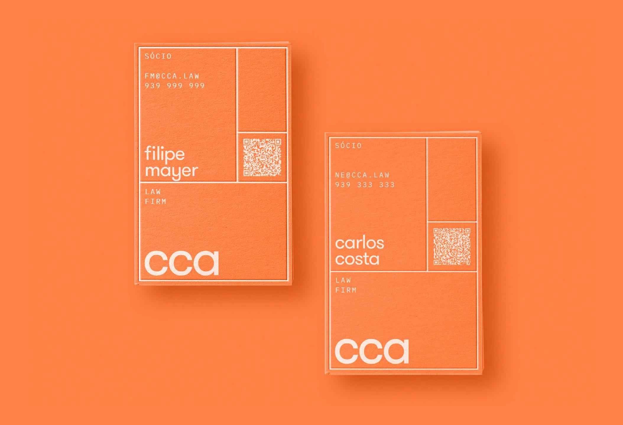 CCA Law Visual Identity