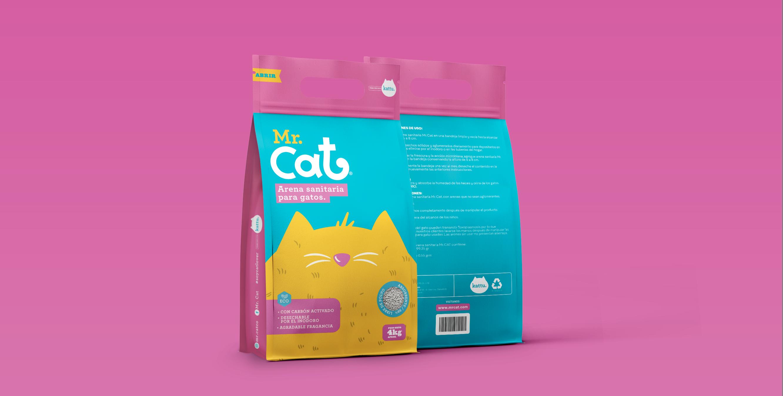 Mr. Cat – A Cat Thing