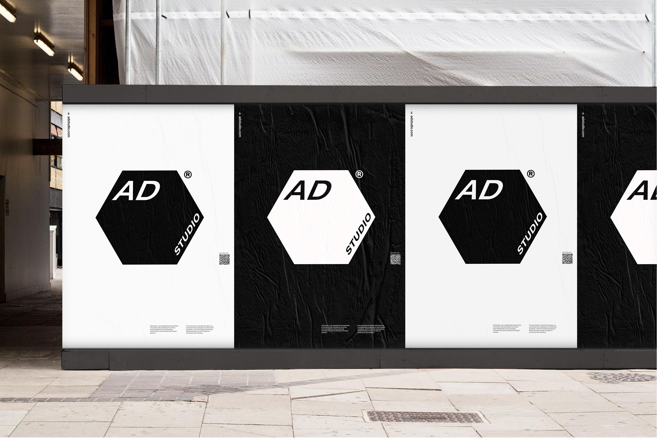 AD Studio Brand Identity Design