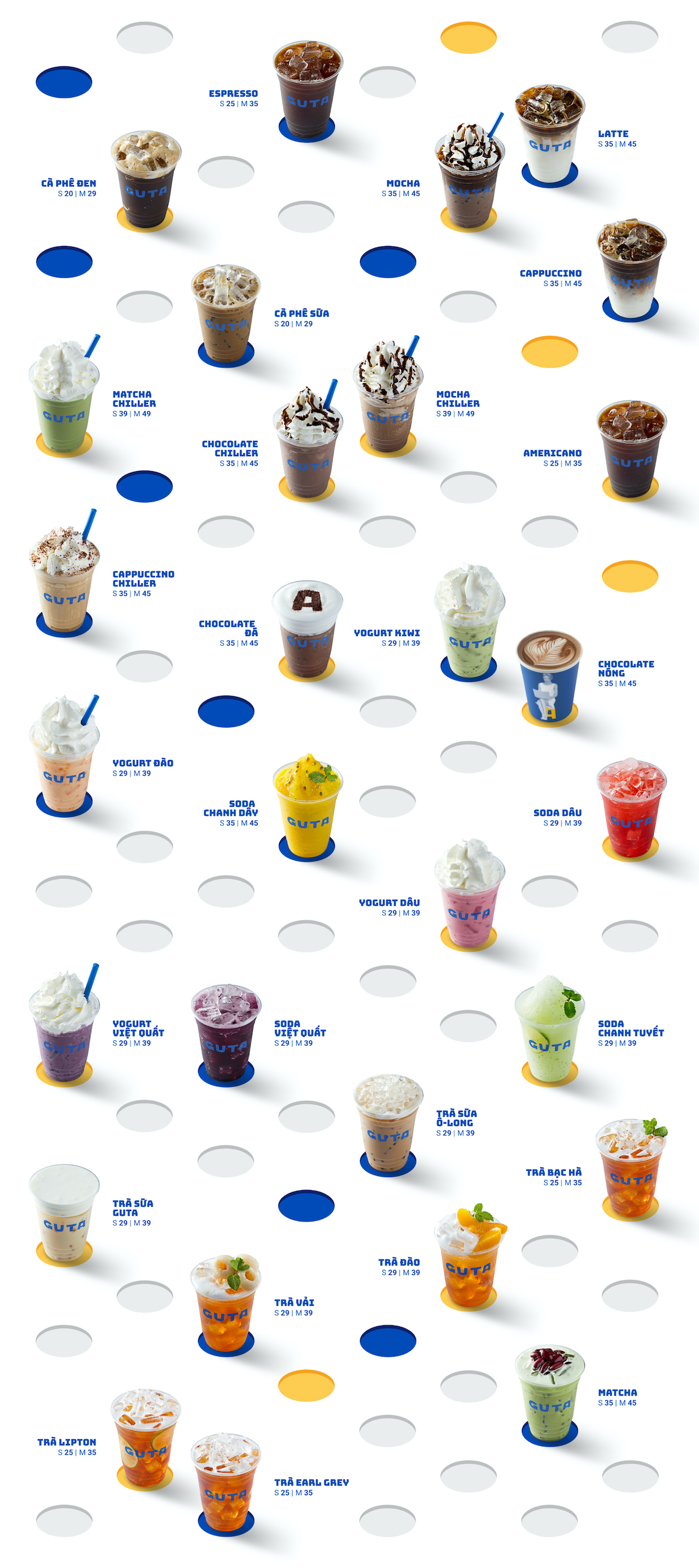 Guta Cafe Rebranding - World Brand Design