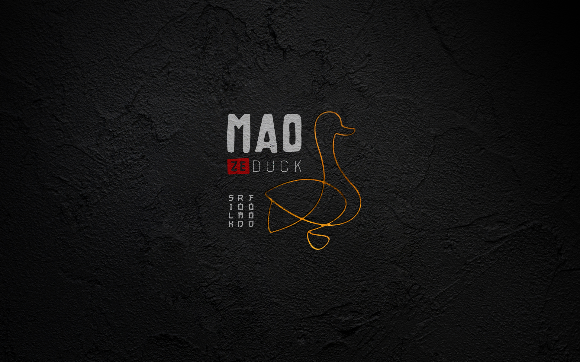 Digital Factory Creates New Restaurant Branding Mao Ze Duck