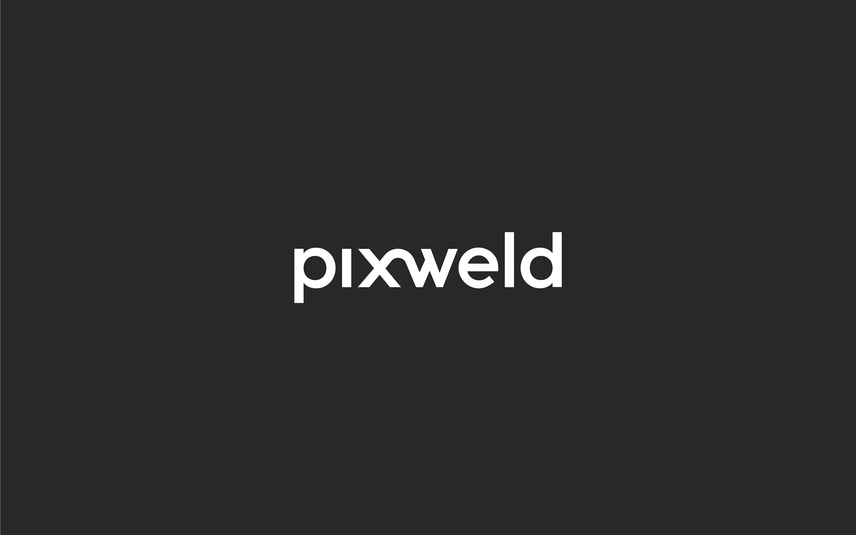 Pixweld 3D Visualisation Studio Branding – Identity Design