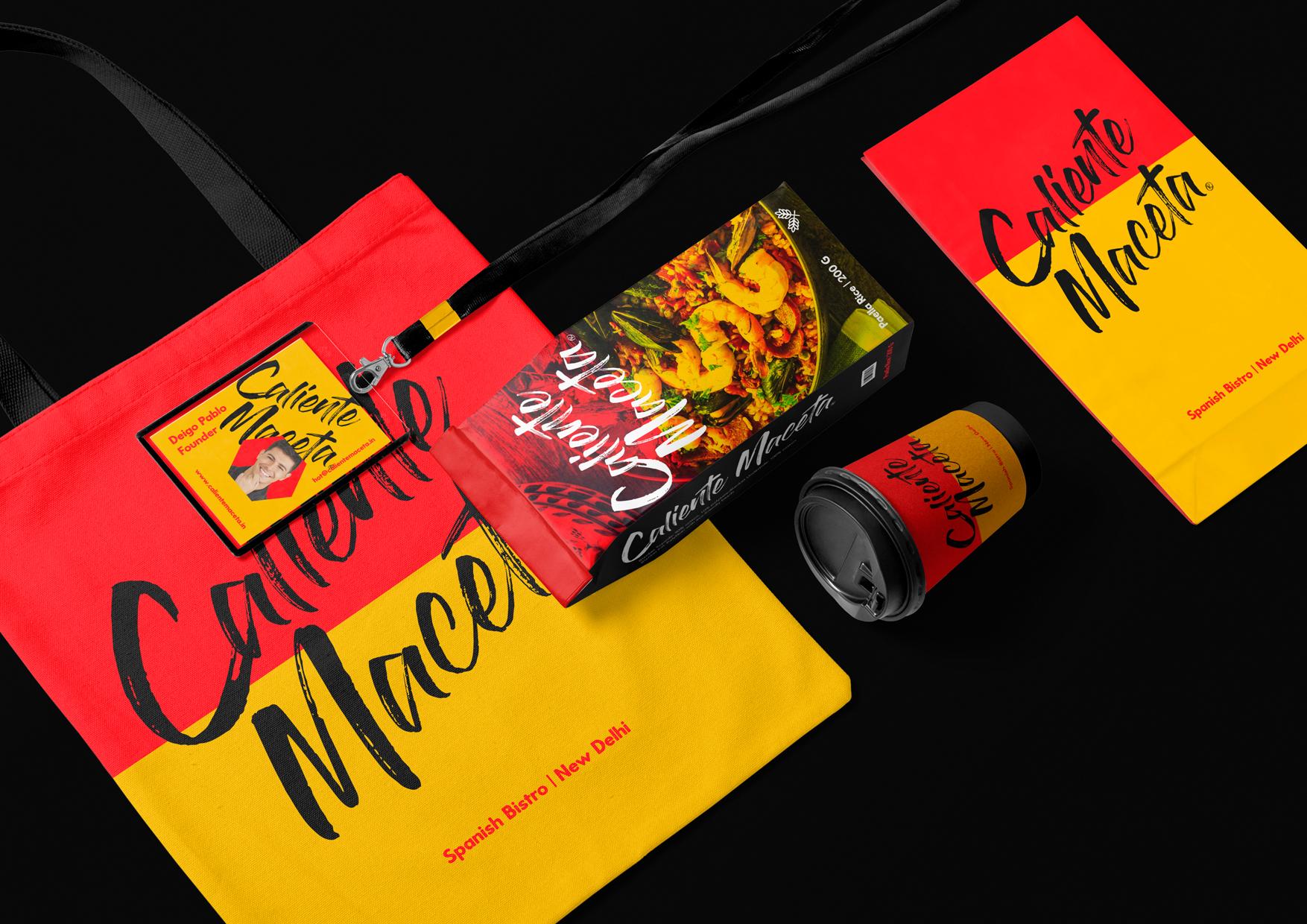 Caliente Maceta | Spanish Bistro