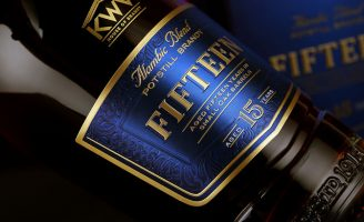 Kwv Fifteen: a Packaging Revamp to Suit the Regal Intrinsic