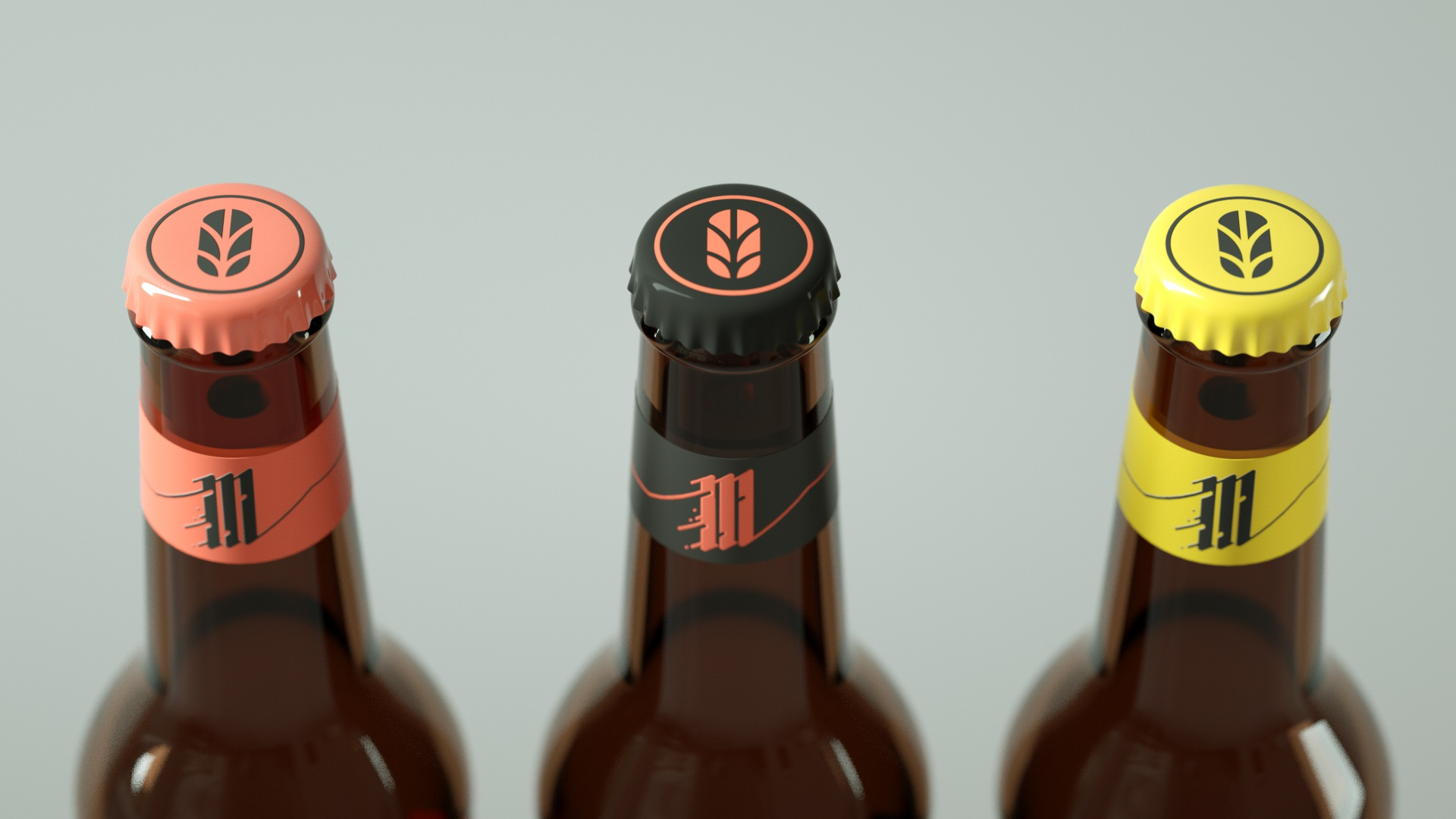 Hi! Estudio Design a Craft Mexican Beer