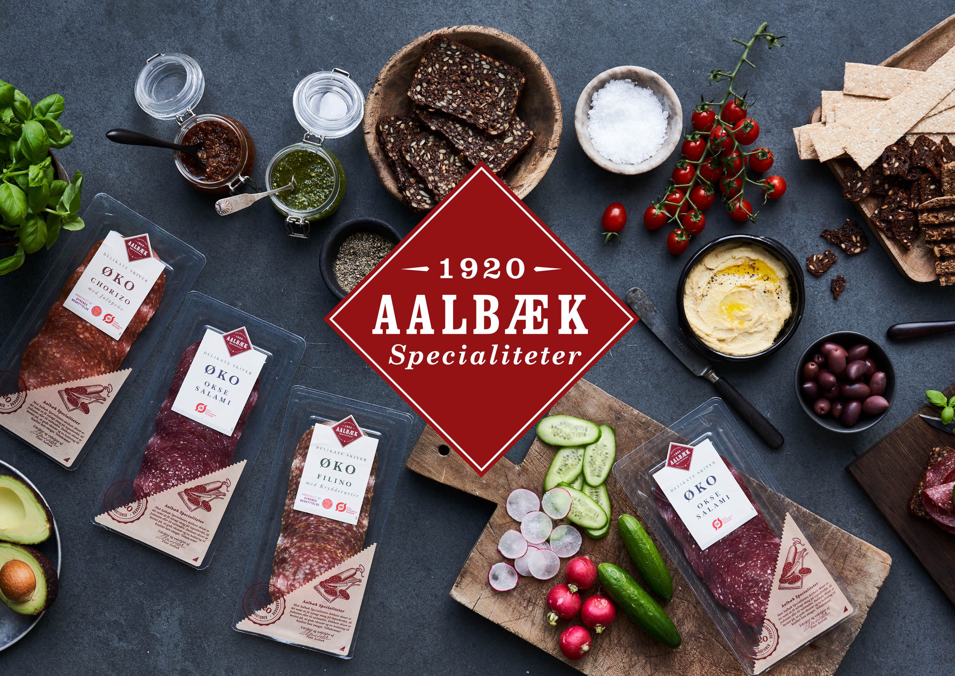 Aalbæk Specialties – Delicate Slices