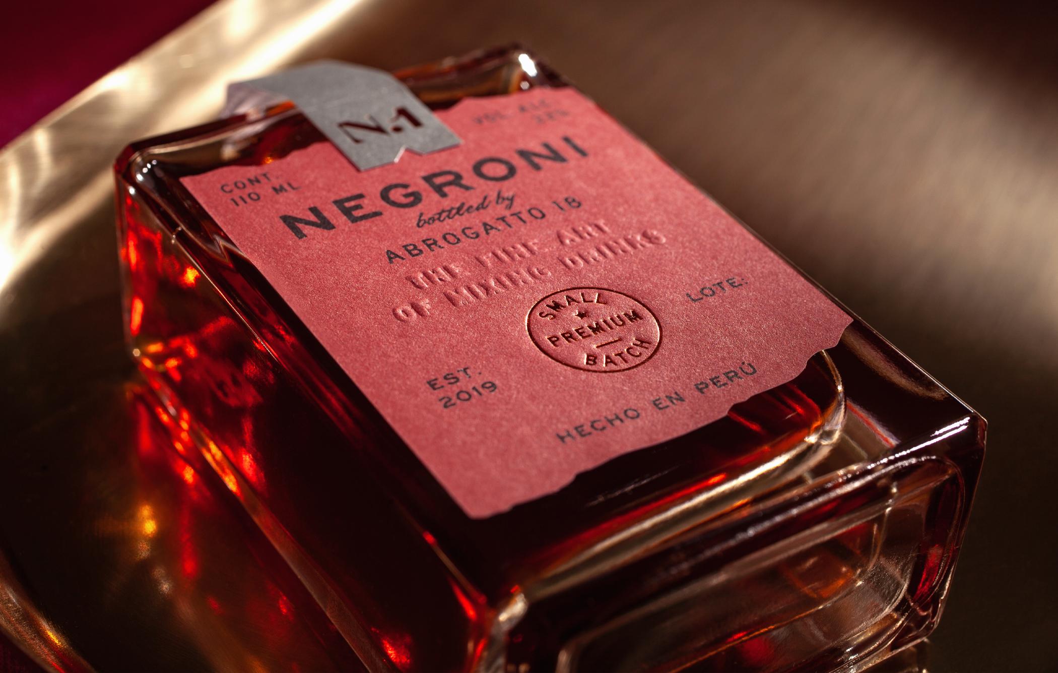 Ready to Drink Premium Cocktail – Abrogatto 18