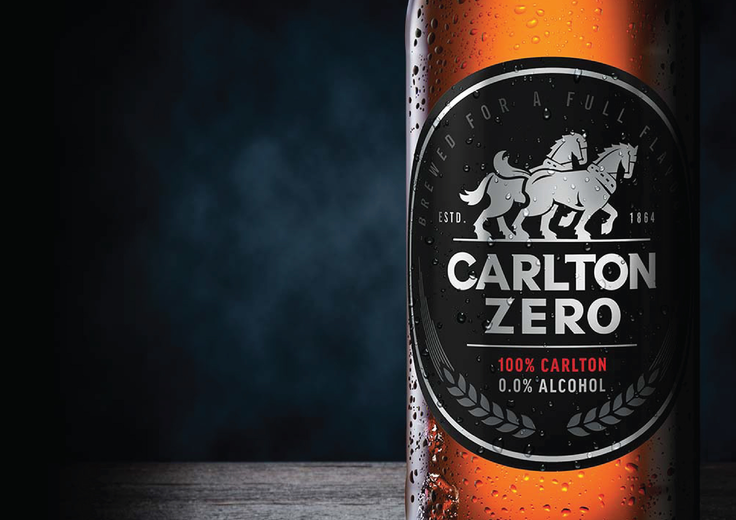 WhatCameNext_ Designs Carlton United Breweries First Zero Alc. Beer