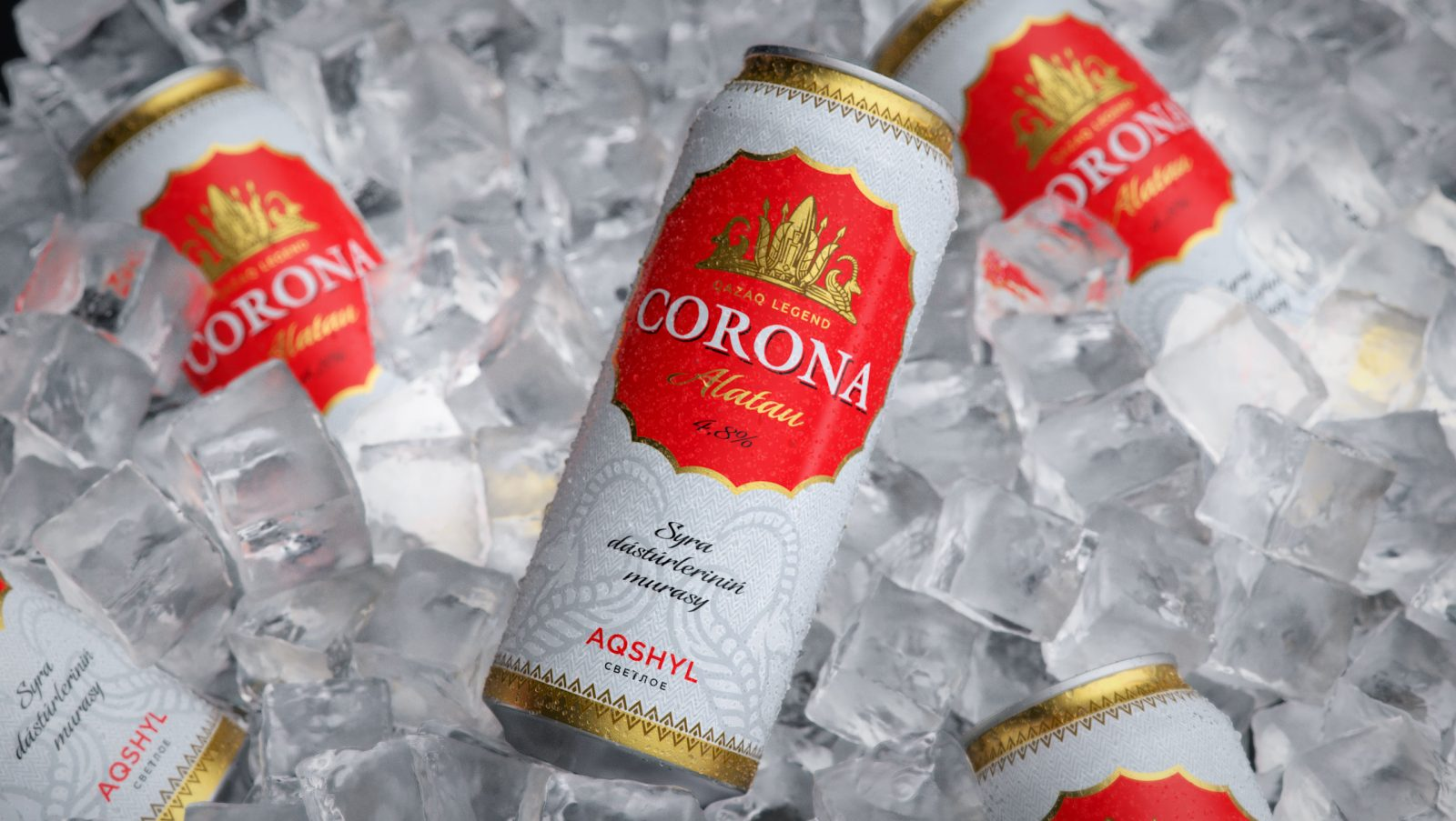 Corona Alatau An Animalistic Style for Kazakh Beer