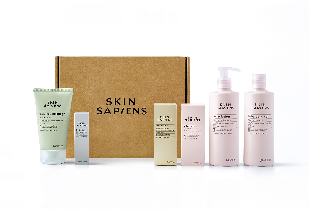 Skin Sapiens Launches Clean Skincare Range With Design by Lewis Moberly