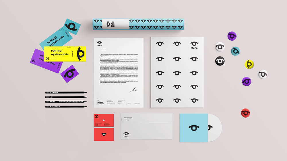 MuFo—Naming and Visual Identity of the Museum of Photography in Krakow