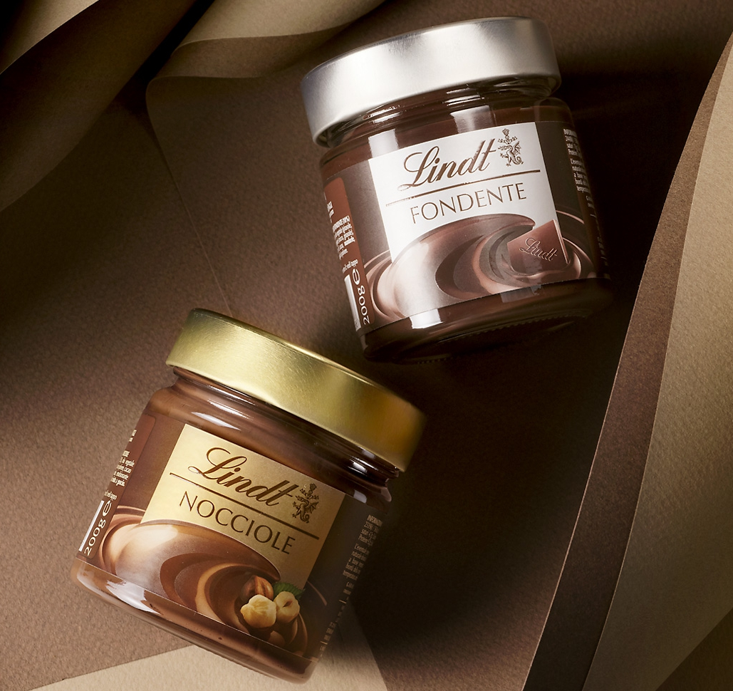 Lindt New Spreadable Creams