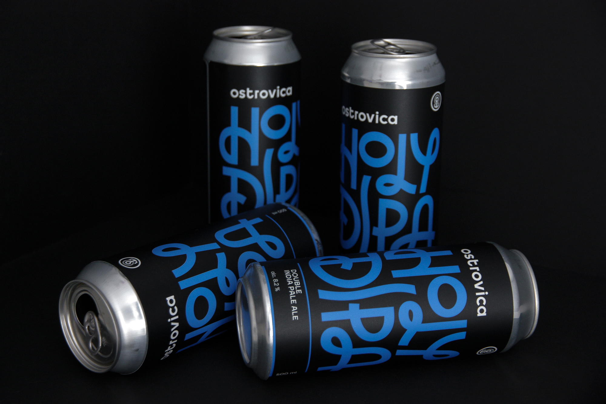 The New Identity and Label Design of the Ostroviсa Brewery