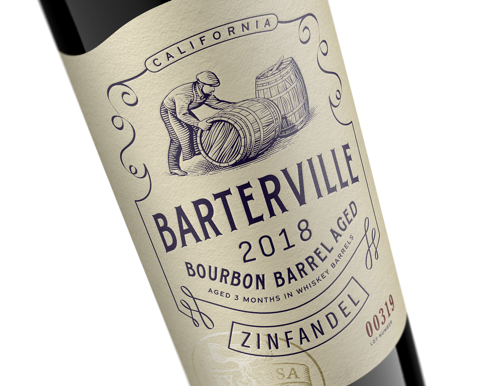 Barterville Wines for Fetzer Vineyards