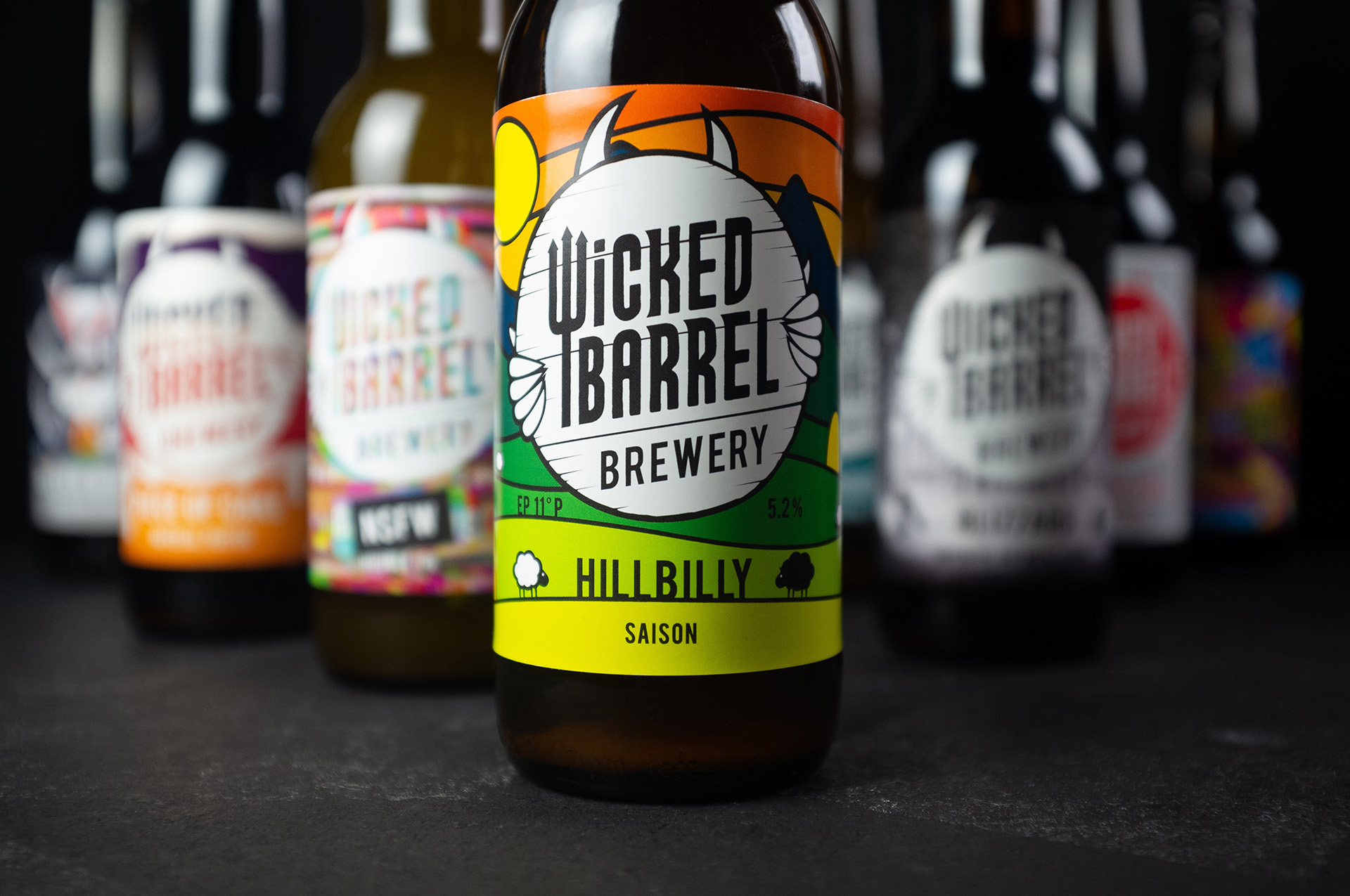 Wicked Barrel Brewery: The Story Continues