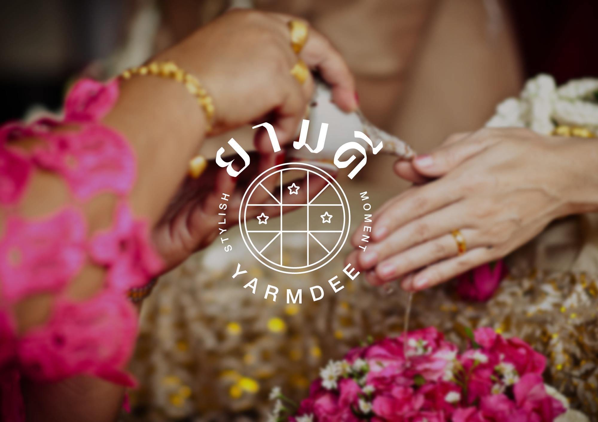 Design Agency Create the Exotic Thai Branding