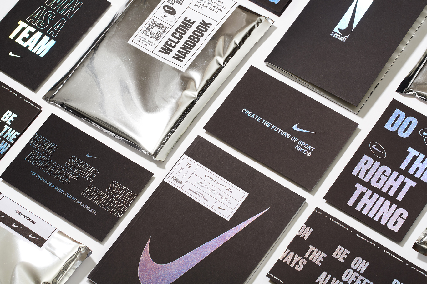 Nike Welcome Pack by Midi:Quinze