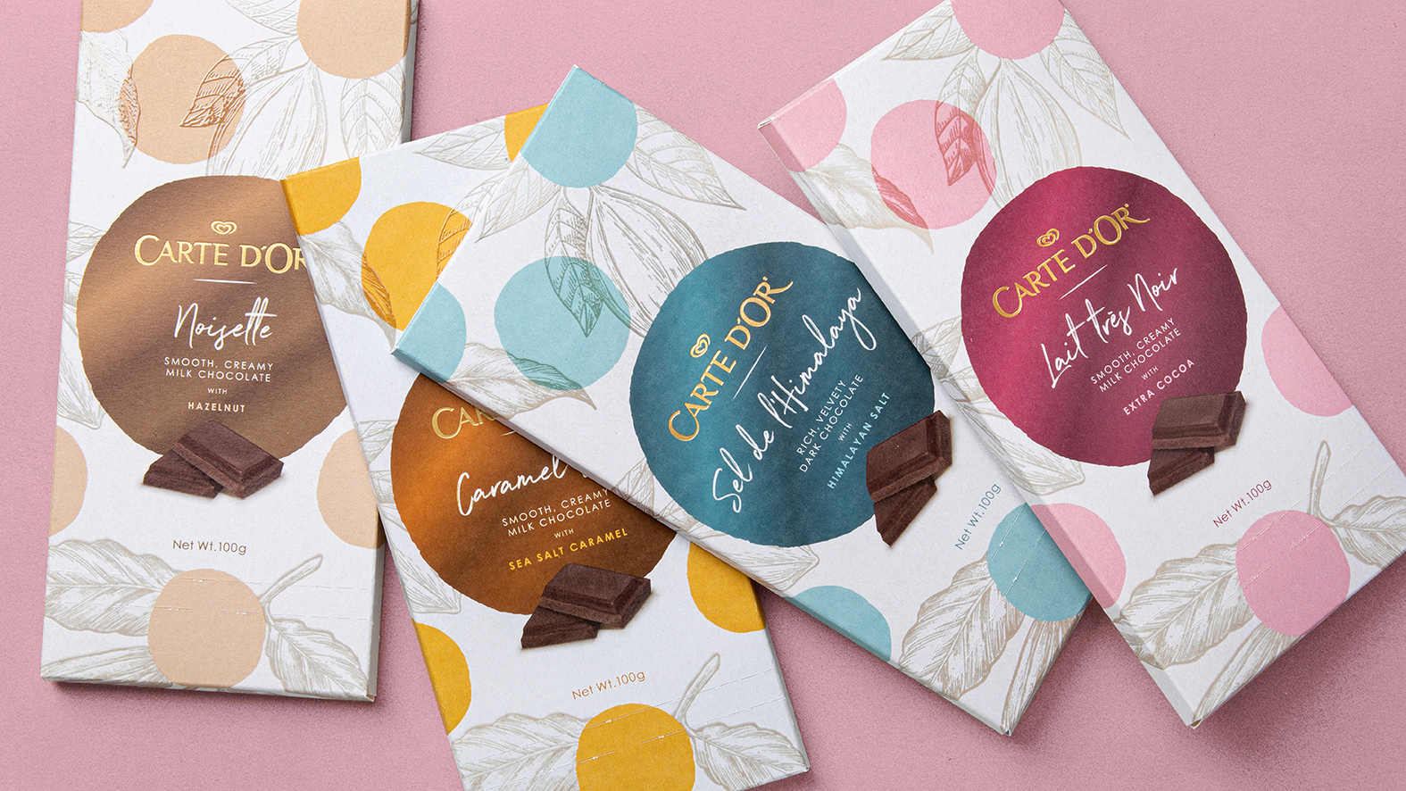 A Whole New Chocolate Experience From Carte d'Or