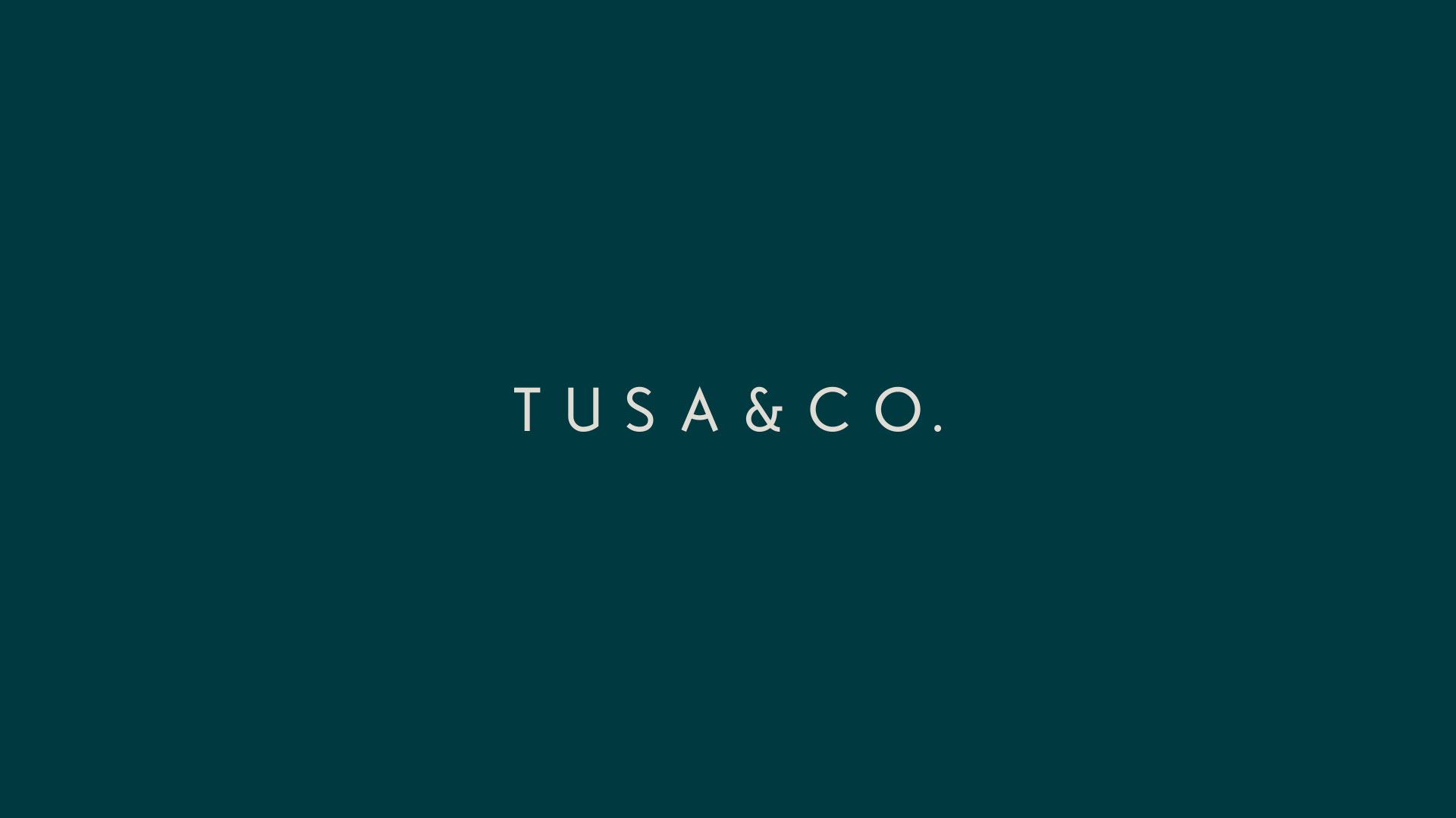 Branding for Tusa & Co. Turkey