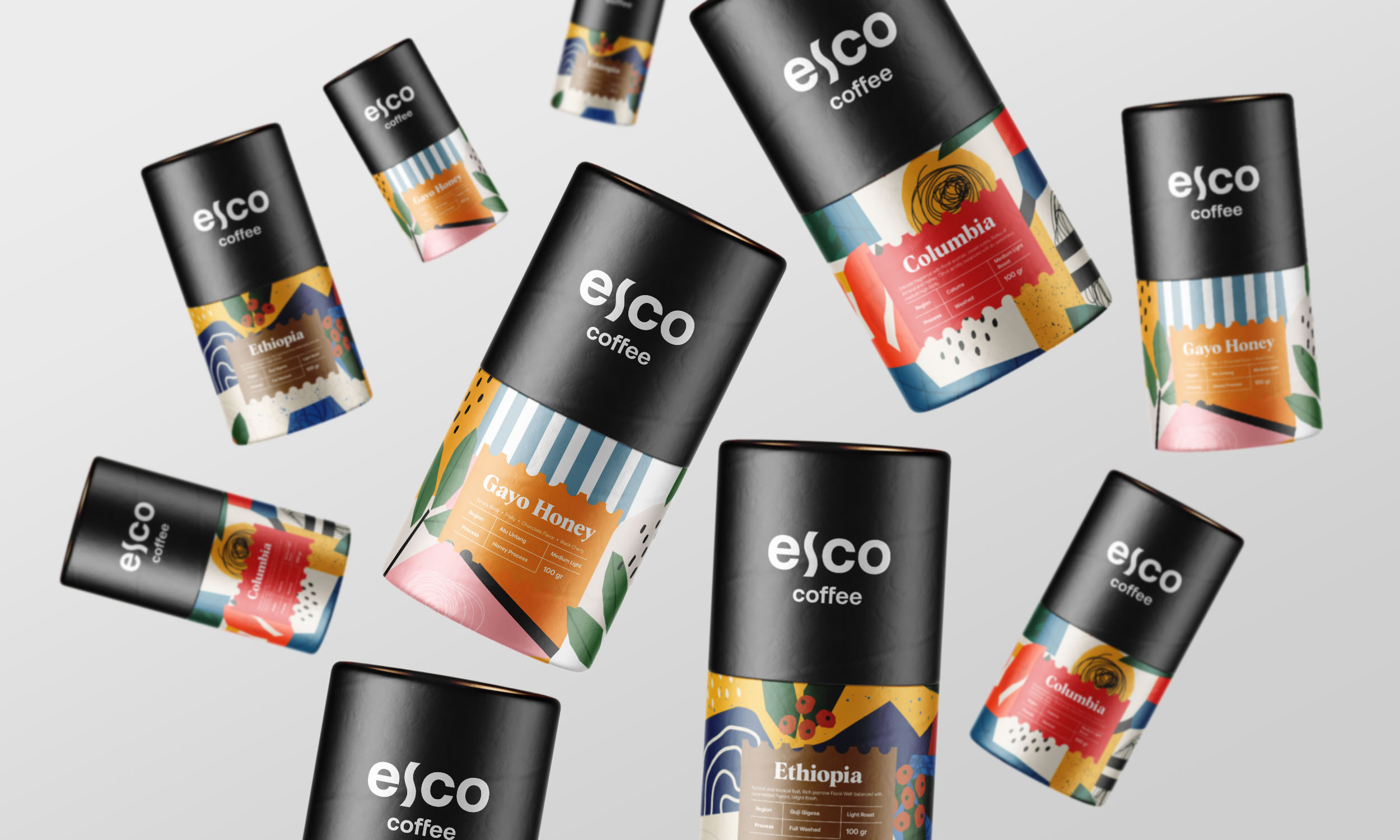Widarto Impact Designing Fresh Sustainable Packaging for ESCO Coffee