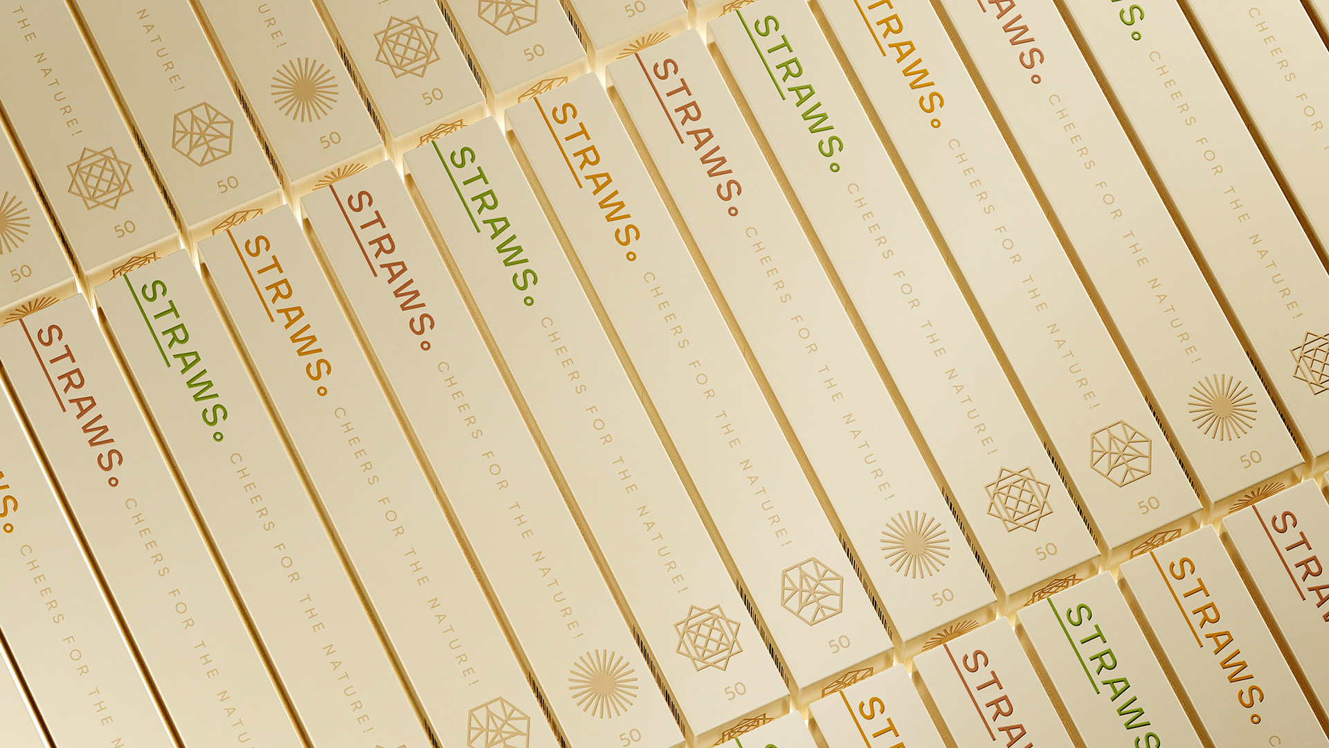 STRAWS. – Eco Drinking Straws