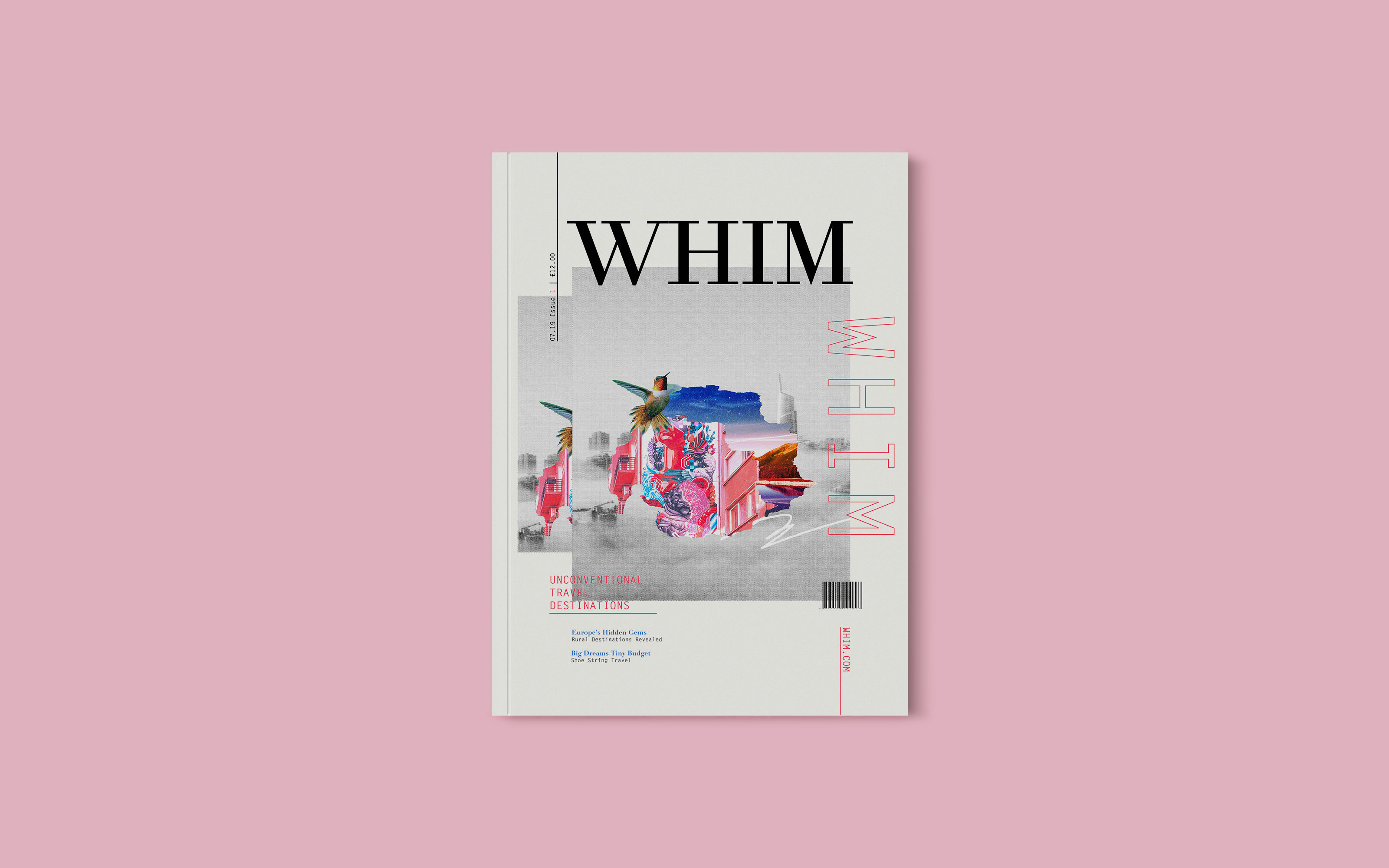 Whim – The Unconventional Series