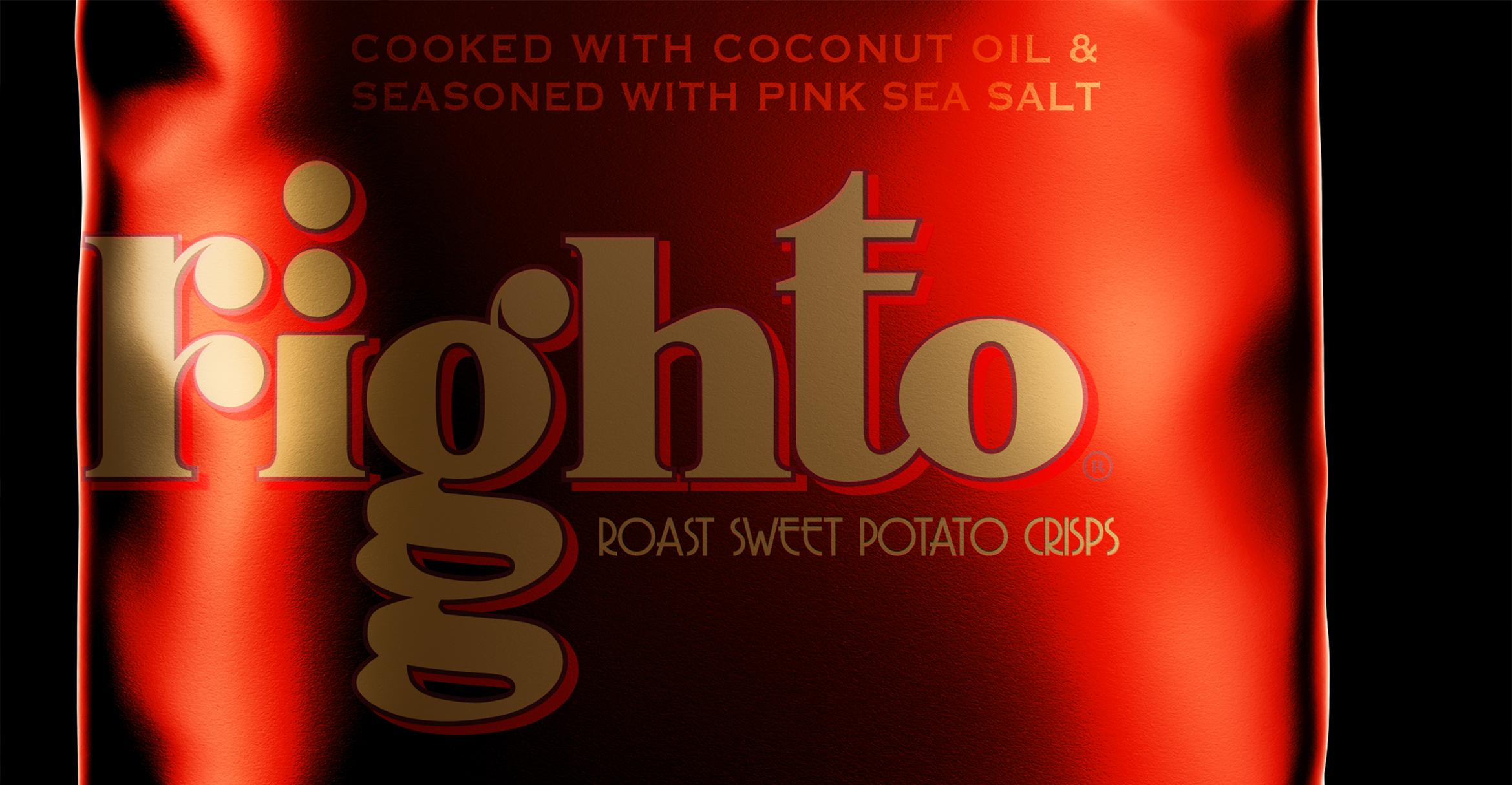 Candy Brophy Creatives Take on Premium Organic Crisps