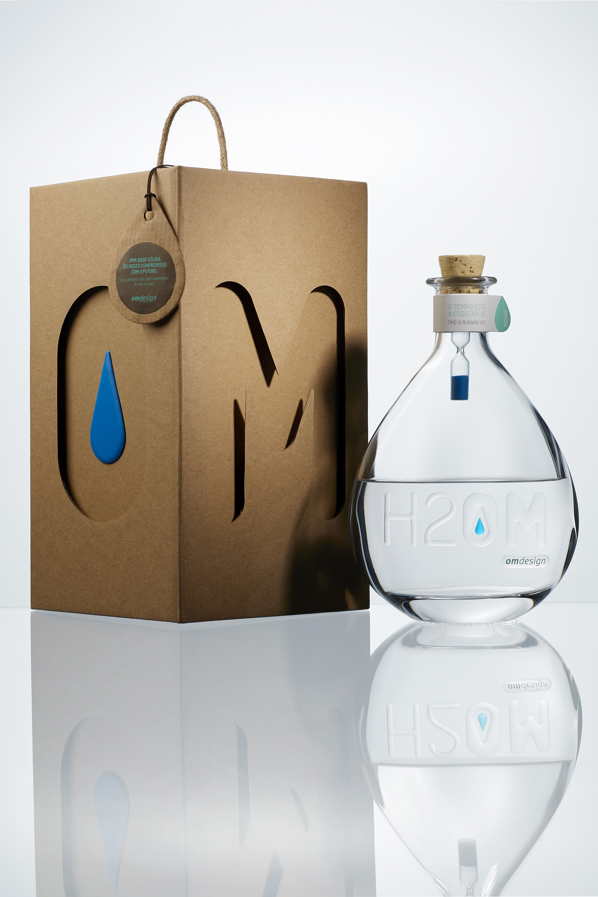 H2Om – To Use and Reuse This Packaging Without Limits
