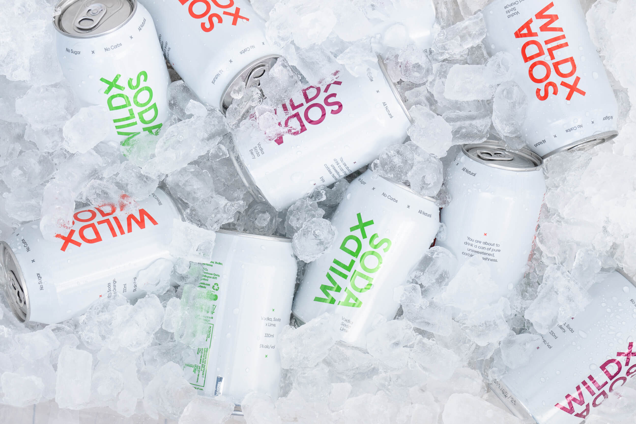 WildxSoda – A Clean Vodka Soda With No Sugar, No Carbs and No Additives