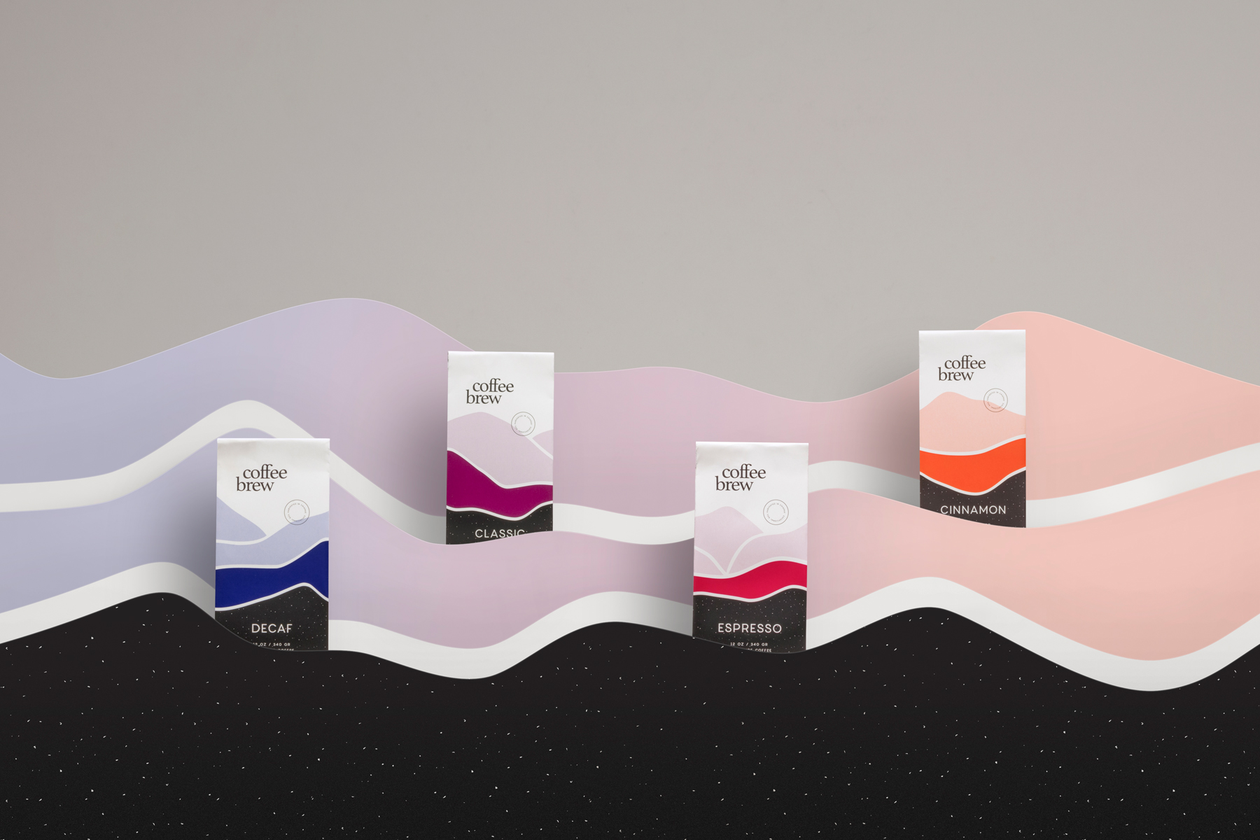 Modular Packaging for Coffee