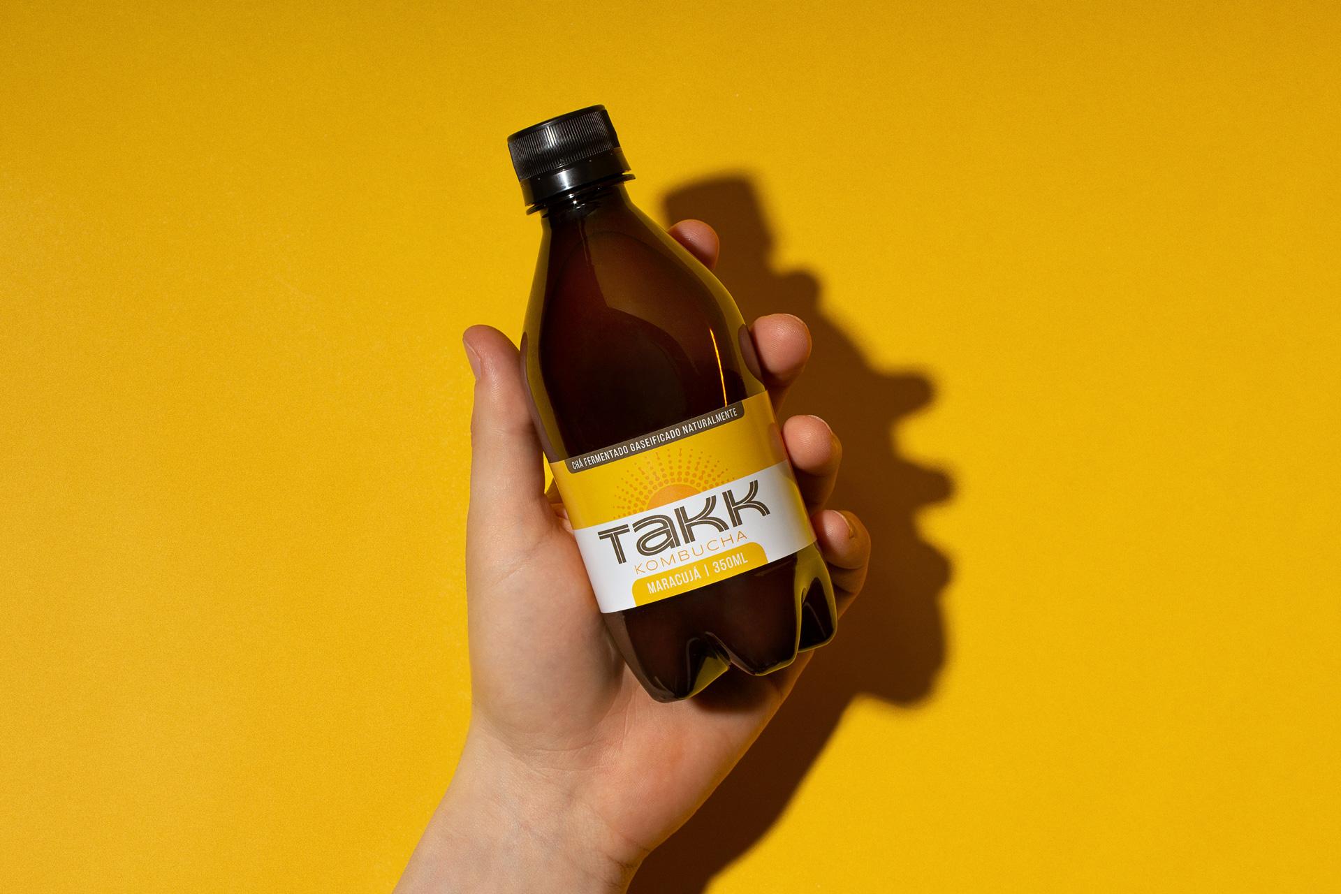 Brand New Kombucha Packaging