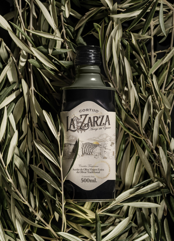Avanti Creates La Zarza Label
